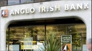 anglo irish bank exterior