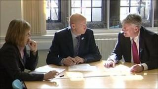 Coventry City Council leaders