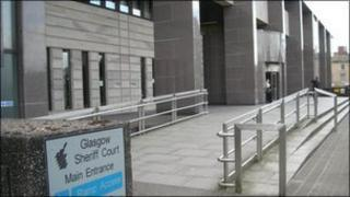 Glasgow Sheriff Court