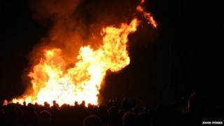 Pype Hayes Bonfire