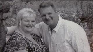 Joanne and Chris Bingley