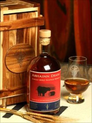 Abhainn Dearg whisky