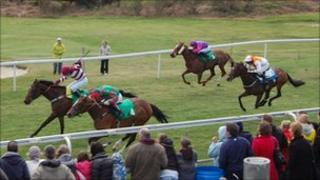 Horse racing in Guernsey