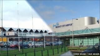 Belfast International and City airports