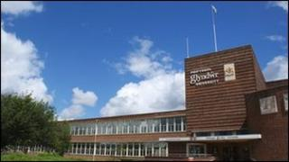 Prifysgol Glyndŵr, Wrecsam