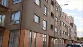 Priory Hall apartments (picture from RTE)