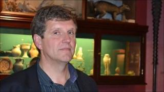 Dr Jason Monaghan