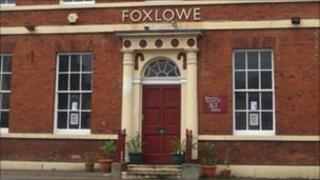 Foxlowe Hotel, Leek