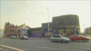 Salford Crescent