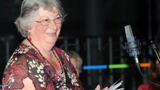 Cynthia Capey, Suffolk Inter-Faith Resource