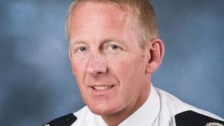 Assistant Chief Constable Andy Rhodes