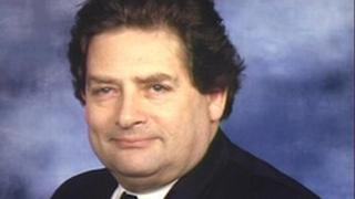 Lord Lawson in 1987