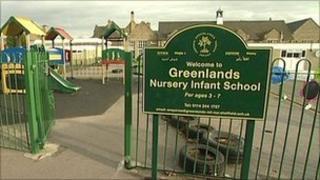 Greenlands Nursery Infant School, Sheffield