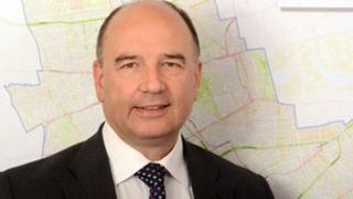 Derek Myers, Joint Chief Executive of London Borough of Hammersmith & Fulham and Royal Borough of Kensington and Chelsea