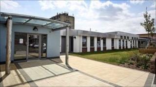Woodlands, Suffolk Mental Health Partnership NHS Trust