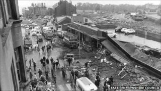 Clarkston gas explosion