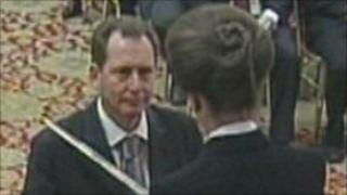 Graham Watson at Windsor Castle