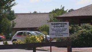 Sampson Court
