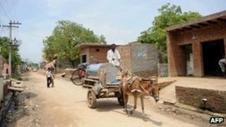 A village in Greater Noida