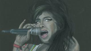 Amy Winehouse by Wade Walsh