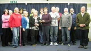 Catton Community Choir, Norwich