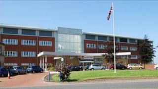 Cumberland Infirmary. Picture supplied by North Cumbria University Hospitals NHS Trust