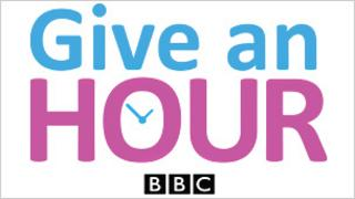 Give an Hour logo