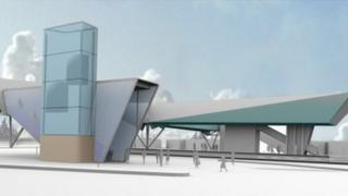 Port Talbot Parkway station
