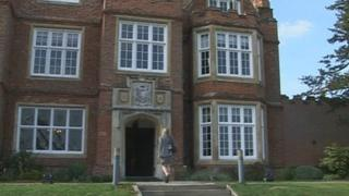 Bourn Hall, Cambs
