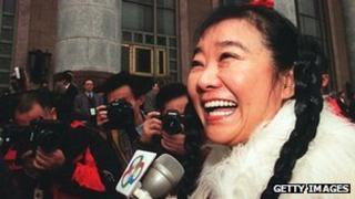 Hong Kong billionaire Nina Wang