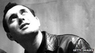 Harold Pinter in 1961