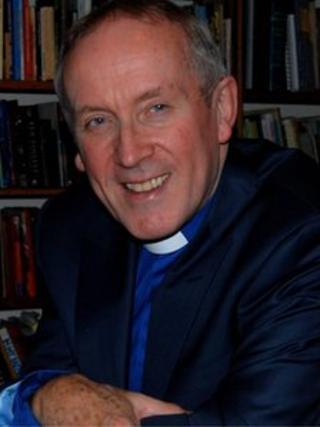 Rev Albert Bogle