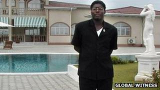 Teodoro Nguema Obiang Mangue, son of Teodoro Obiang Nguema Mbasogo, the president of Equatorial Guinea.