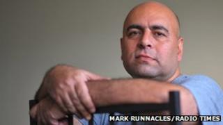 Ali, former interpreter for British Forces in Iraq