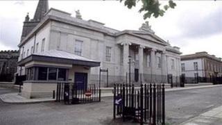 Bishop's Street Court House, Derry