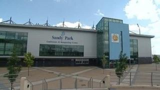 Exeter Chiefs Rugby Club's Sandy Park