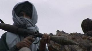 Taliban fighter (file photo)