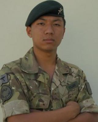 Rifleman Vijay Rai