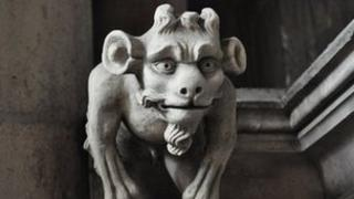 Grotesque at York Minster. Picture: Dean and Chapter of York Minster
