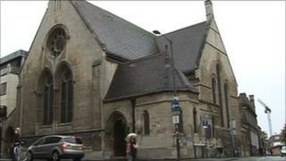 St Columba's Church, Cambridge