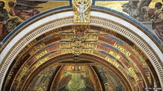 St Paul's fresco