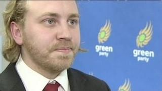 green party leader stephen agnew