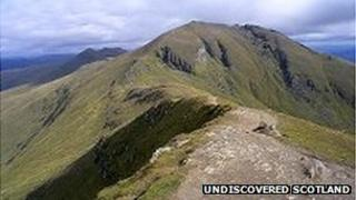 Ben Lawers/Undiscovered Scotland