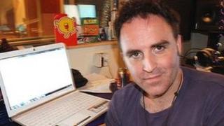 Composer and director Benjamin Till