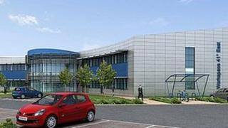 Consett small business hub