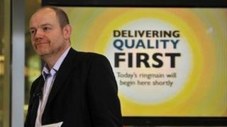 BBC director general Mark Thompson