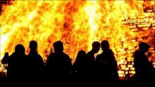 Bonfire Night - generic