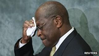 Herman Cain 2 November 2011