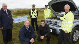 Winter Safe Journey Campaign launch