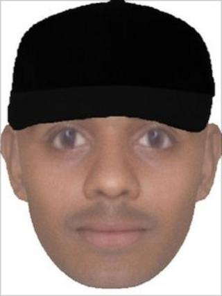 E-fit of wanted man